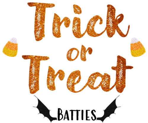 Trick or Treat Batties Logo