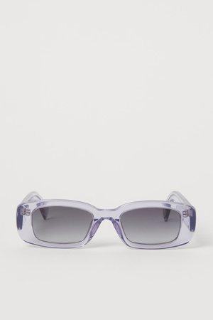 Sunglasses - Light purple -   H&M