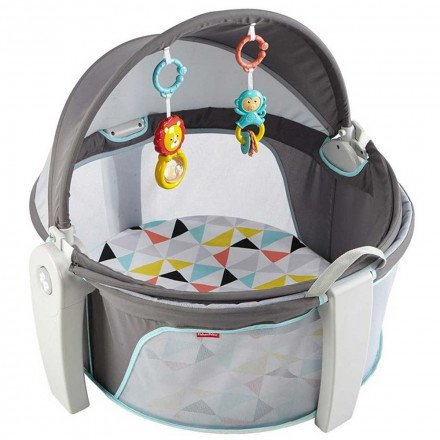 Fisher Price - On-The-Go Baby Dome - Travel Beds & Carrycots - Gear