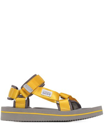 Suicoke DEPA-Cab Strap Sandals - Farfetch