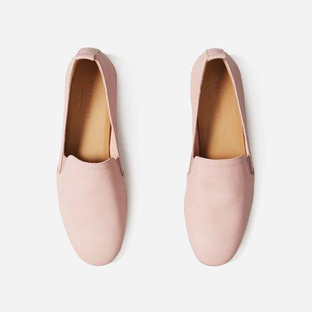 Women's Leather Slip-On   Everlane lilac