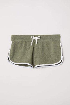 Sweatshorts - Green