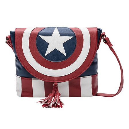 Loungefly Captain America Bag