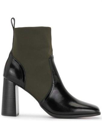 Senso Zed I square-toe boots - FARFETCH