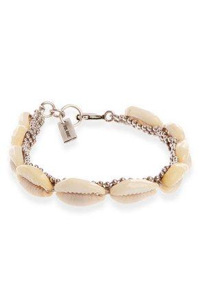 Isabel Marant Shell Line Bracelet | Nordstrom