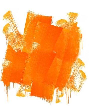 orange colour