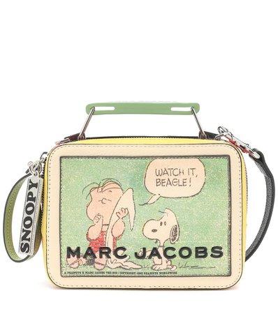 Marc Jacobs - X Peanuts® Box Small shoulder bag | Mytheresa