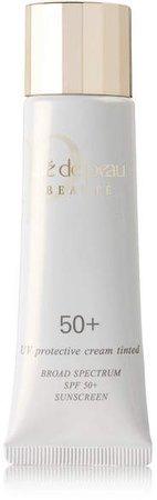 Uv Protective Cream Tinted Spf50 - Dark, 30ml
