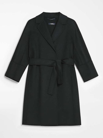 "Wool coat, black - ""ARONA"" Max Mara"