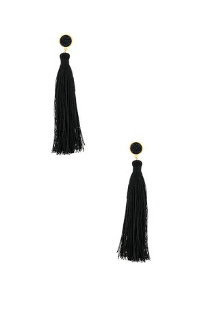 Astoria Tassel Earrings