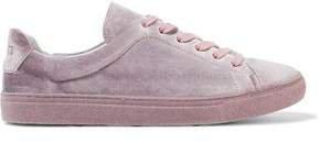 Orianda Velvet Sneakers