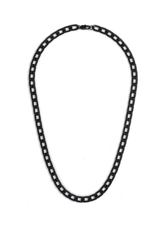 Black Chain Necklace* - TOPMAN USA