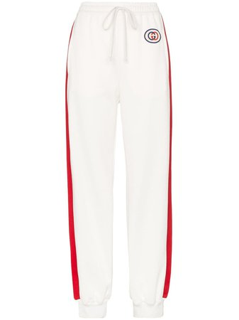 Gucci Striped Track Pants - Farfetch