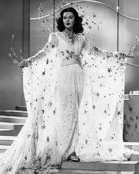 hedy lamarr star dress - Google Search