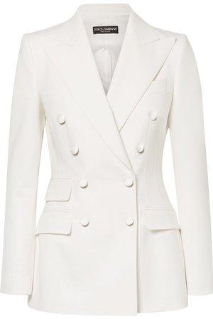 Dolce & Gabbana   Doppelreihiger Blazer aus einer Wollmischung   NET-A-PORTER.COM