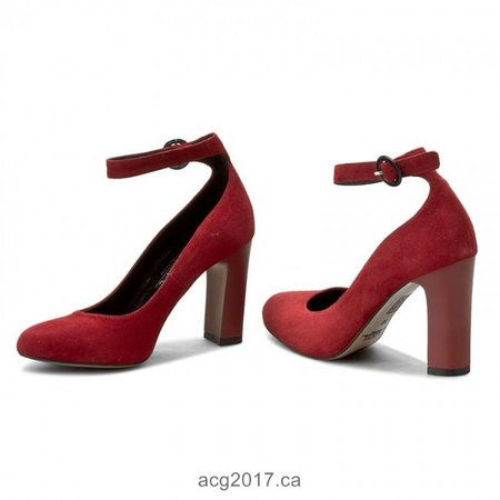 Best deals Shoes KOTYL - Low shoes|Heels Dark Red Womens , Wholesale - $87.17 : canadian boots