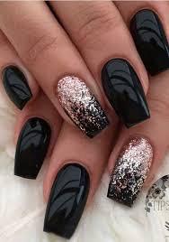 nails black - Google Search