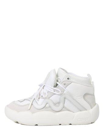 Off-White Arrow Sneakers White