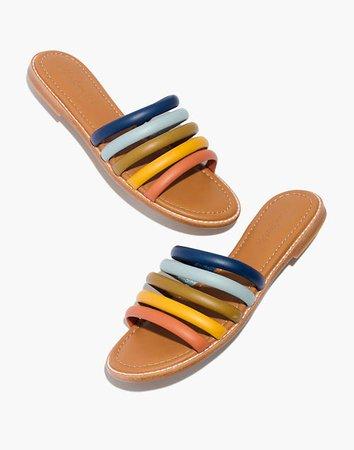 The Addie Slide Sandal