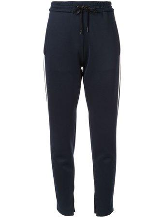 Blue 3.1 Phillip Lim Side Stripe Track Pants | Farfetch.com