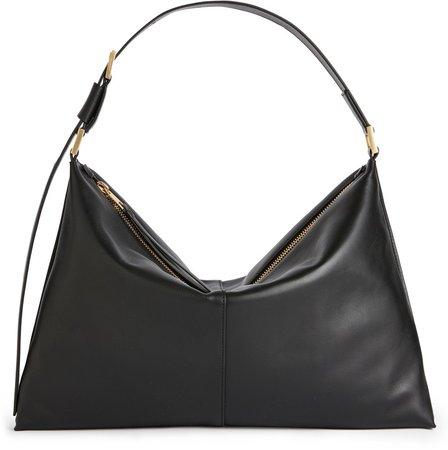 Edbury Leather Shoulder Bag