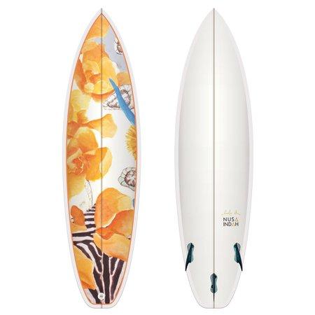 NUSA INDUH - Cabana 6 - Lulu Dk Surfboard