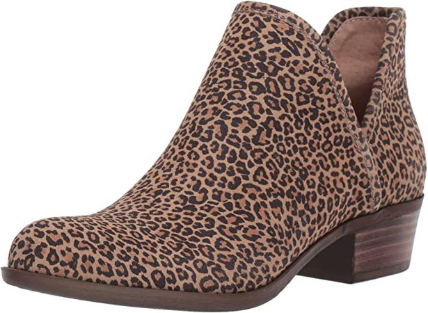 Amazon.com | Lucky Brand Women's Baley Ankle Boot | Ankle & Bootie