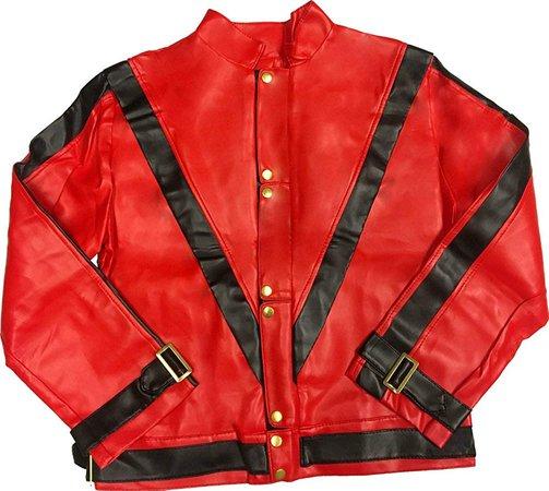 Charades Men's Michael Jackson Thriller Jacket CH02230 [1540909582-129182] - $39.62