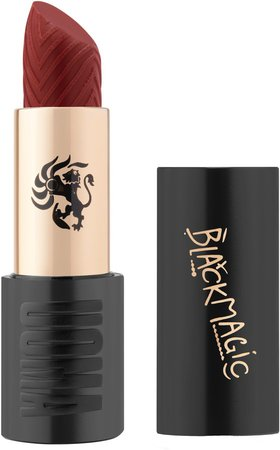 Uoma Beauty Black Magic 'Coming 2 America' Metallic Lipstick