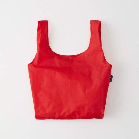 A&F Women's Baggu Tote Bag in RedONE SIZE