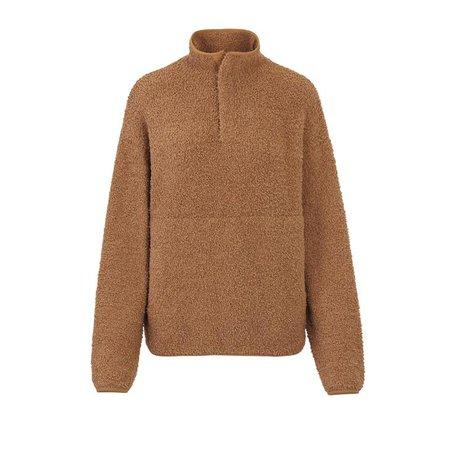 Cozy Knit Pullover - Camel | SKIMS