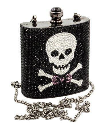 Skull Flask — Harriett's Closet