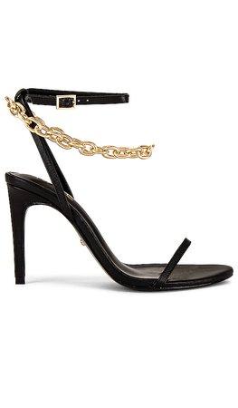 RAYE Jaxson Heel in Black | REVOLVE