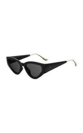Acetate Cat-Eye Sunglasses By Dior | Moda Operandi