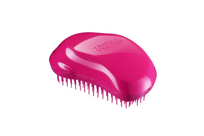 Amazon.com : Tangle Teezer The Original, Wet or Dry Detangling Hairbrush for All Hair Types - Blueberry Pop : Beauty
