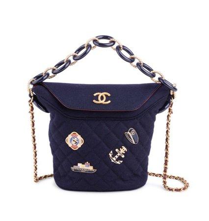 CHANEL  Paris Hamburg Bucket Bag