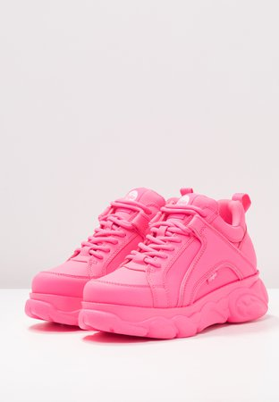 Buffalo CORIN pink sneakers