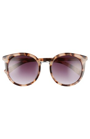 BP. 53mm Round Sunglasses | Nordstrom
