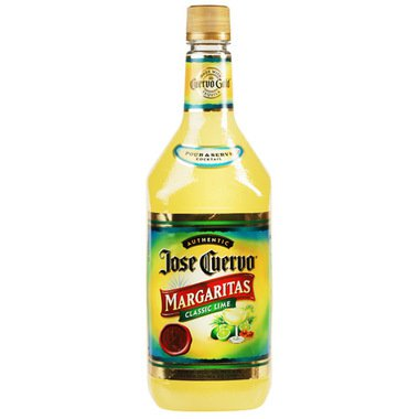 Jose Cuervo Authentic Margaritas Classic Lime Ready To Drink 1.75L - Crown Wine & Spirits