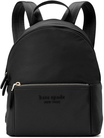 Medium The City Nylon Backpack