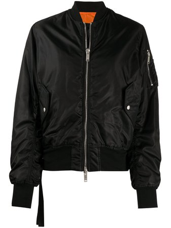UNRAVEL PROJECT Classic Bomber Jacket - Farfetch