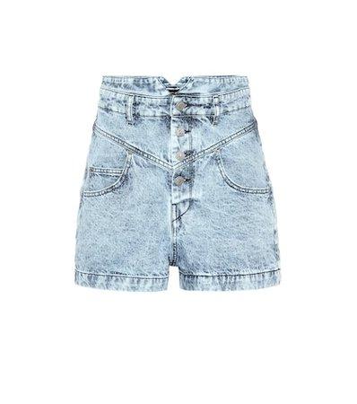 Roy denim shorts