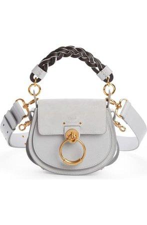 Chloé Small Tess Calfskin Leather Shoulder Bag | Nordstrom