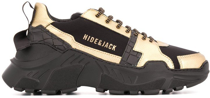 Hide&Jack Speedbump chunky-sole sneakers