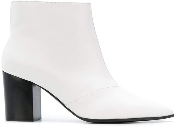 classic pointed boots