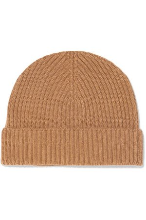Johnstons of Elgin | Ribbed cashmere beanie | NET-A-PORTER.COM