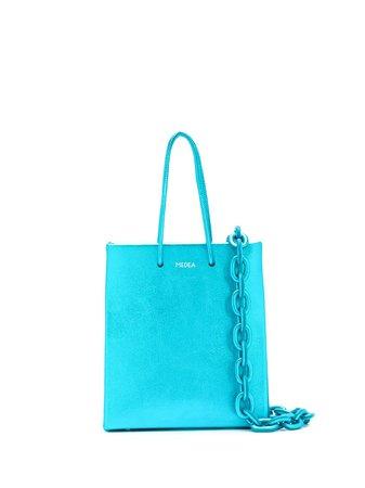 Medea Mini Logo Tote Bag - Farfetch
