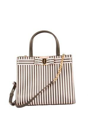 Vara Medium Calf Leather Tote Bag