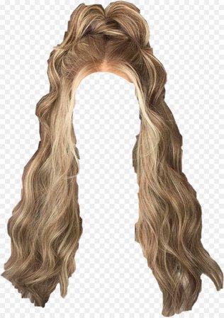 Long hair Blond Wig Hair coloring - hair png download - 1001*1422 - Free Transparent Long Hair png Download.
