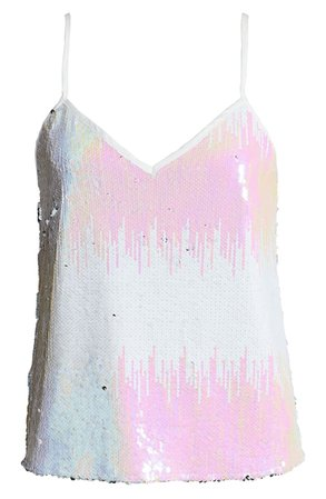 4SI3NNA Vicky Sequin Camisole